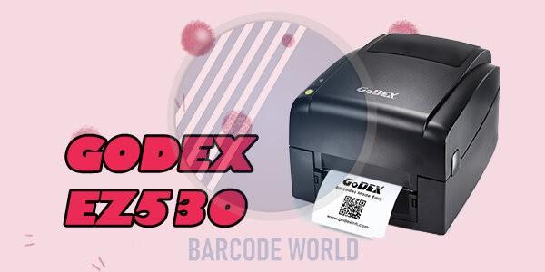 Máy in nhãn vải GODEX EZ530