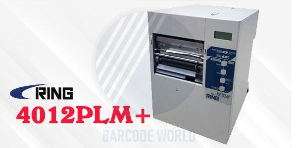 RING 4012PLM+ - Các loại máy in tem nhãn mang công nghệ từ Nhật Bản