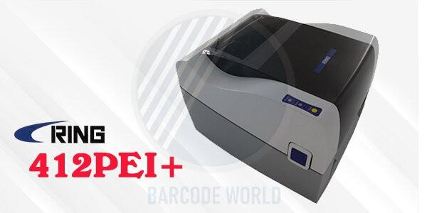 RING 412PEI+ - Các loại máy in tem nhãn mang công nghệ từ Nhật Bản