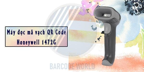 Máy đọc mã vạch QR Code Honeywell 1472G