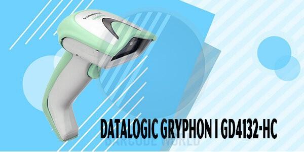 Máy check mã vạch Datalogic Gryphon I GD4132-HC