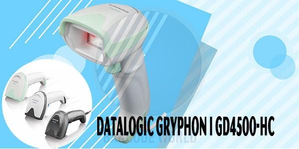 Máy check mã vạch Datalogic Gryphon I GD4500-HC