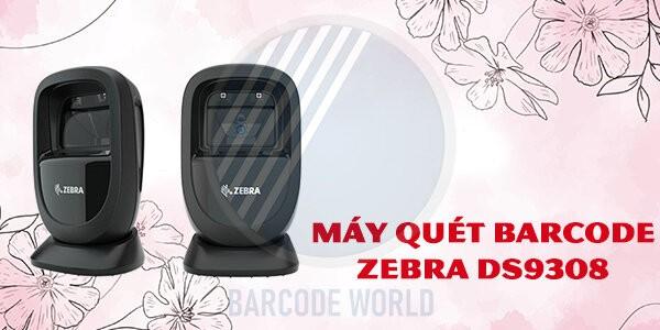 Máy quét barcode Zebra DS9308