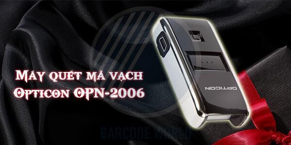 Máy quét mã vạch Opticon OPN-2006