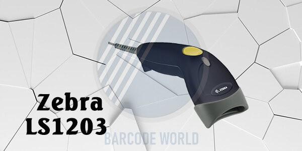 Zebra LS1203 - Giá máy quét mã vạch tại TGMV