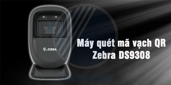 Máy quét mã vạch QR Zebra DS9308