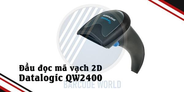 Đầu đọc mã vạch 2D Datalogic QW2400