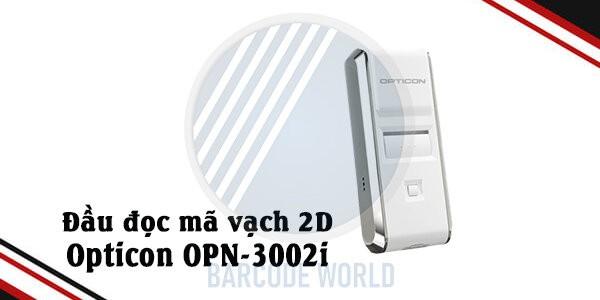 Đầu đọc mã vạch 2D di động Opticon OPN-3002i
