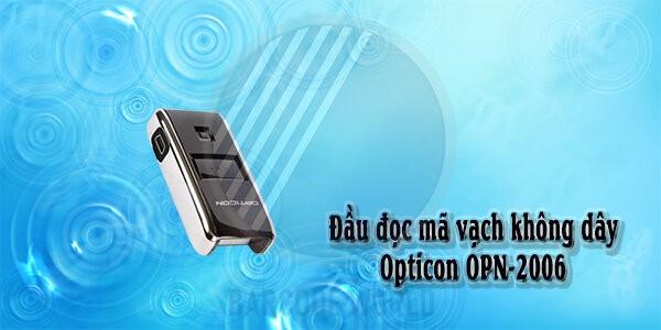 Đầu đọc mã vạch không dây Opticon OPN-2006
