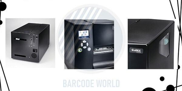 Máy in tem mã vạch GoDEX EZ2250i thiết kế thân thiện