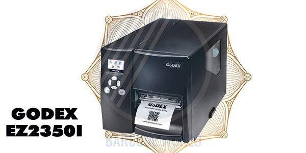 Máy in tem nhãn dán công nghiệp GoDEX EZ2350i