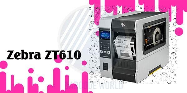 Máy in tem mã vạch công nghiệp Zebra ZT610