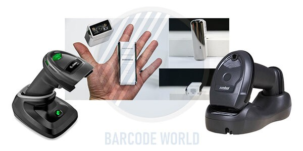 Model máy quét mã vạch không dây được ưa dùng