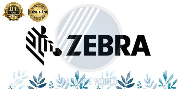 Máy in tem Zebra thương hiệu đáng tin cậy