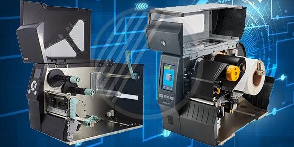 Kết cấu đặc thù của máy in mã vạch công nghiệp