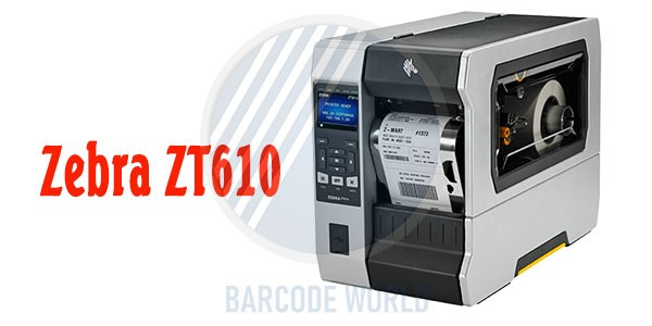 Máy in tem mã vạch Zebra ZT610