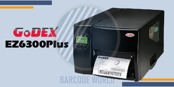 Máy in GoDEX EZ6300Plus