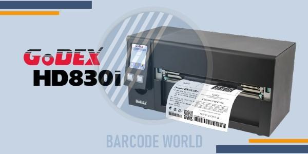 Máy in GoDEX HD830i