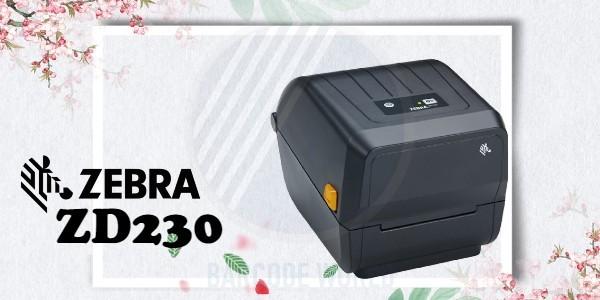 Máy in Zebra ZD230