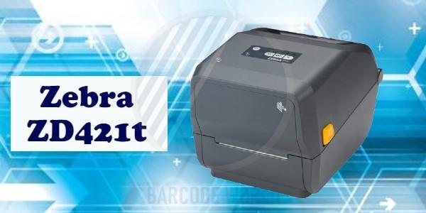 Mua máy in mã vạch Zebra ZD421t