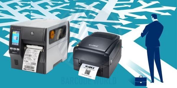 Lựa chọn máy in nhãn mác decal