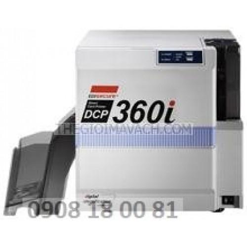 Máy in thẻ nhựa DCP 360i