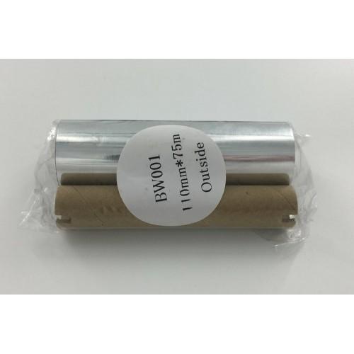 Mực wax BW001 110mmx75m