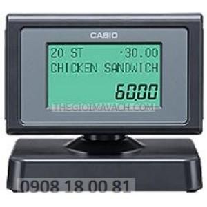 Màn hình hiển thị giá Casio QT-6060D