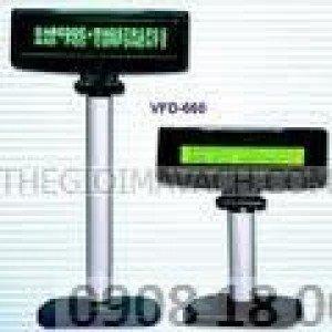Màn hình hiển thị giá TYSSO VFD-660