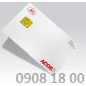 Mẫu các loại thẻ ACS ACOS3 Microprosessor Card