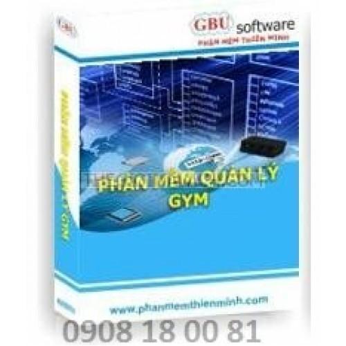 Phần mềm quản lý GYM, YOGA, SPA, FITNESS