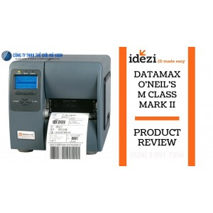 MÁY IN MÃ VẠCH DATAMAX M-CLASS MARK II
