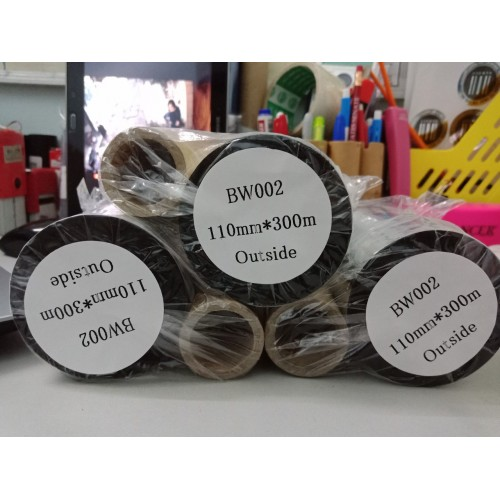 Mực Wax/resin BW002 110mmx300m