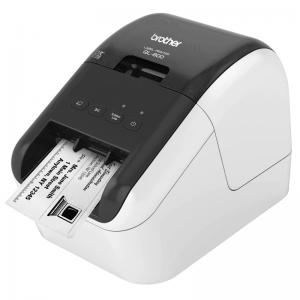 Máy in mã vạch Brother QL-800