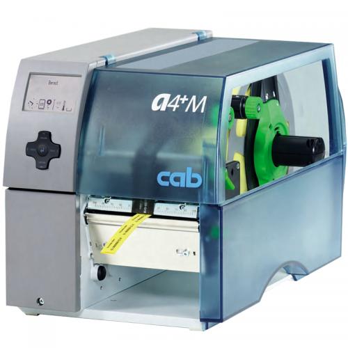 Máy in mã vạch Cab A4+ M