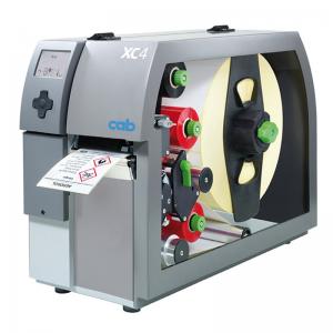 Máy in mã vạch Cab XC4 - máy in chuyên dụng in 2 màu