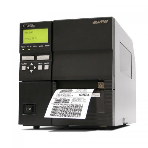 Máy in mã vạch Sato GL408e