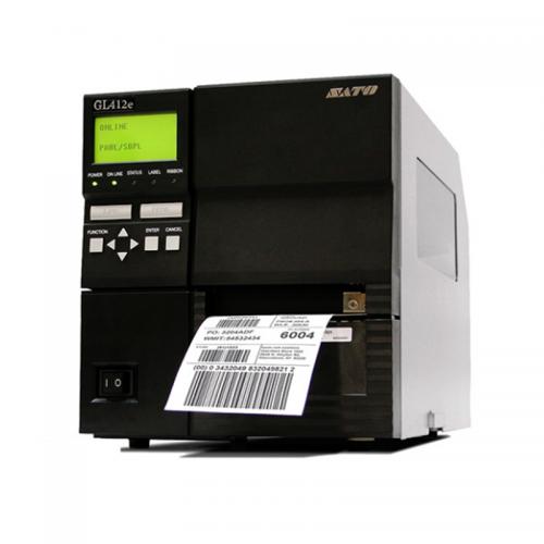 Máy in mã vạch Sato GL412e