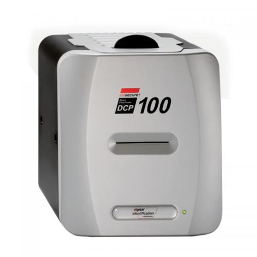 Máy in thẻ nhựa DCP 100
