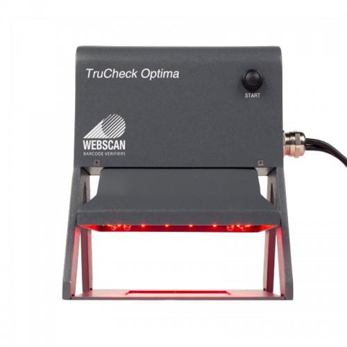 Máy kiểm tra mã vạch Webscan TruCheck Optima