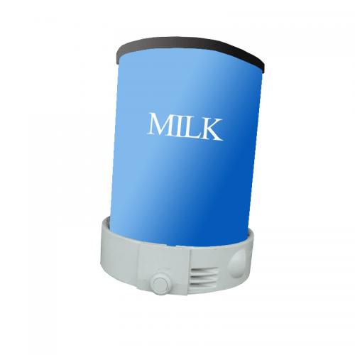 Tem từ hộp sữa Foxcom B702