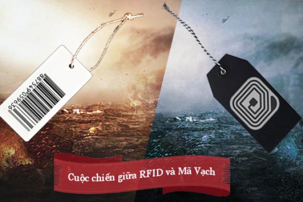 Cuộc Chiến Giữa RFID Và Mã Vạch Trong Lĩnh Vực Thời Trang, May Mặc.