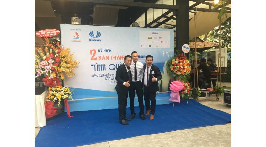 Kỷ niệm 2 năm thành lập CLB Doanh Nhân Khánh Hòa_ Sài Gòn