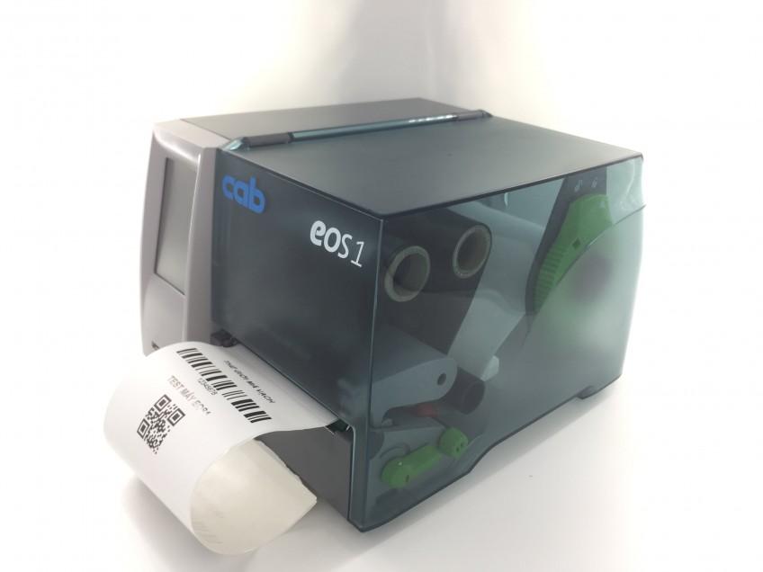 Máy in mã vạch Cab EOS1 - Thế Giới Mã Vạch