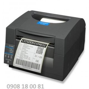 Máy in mã vạch Citizen CL-S521