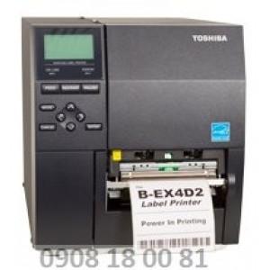 Máy in mã vạch Toshiba B-EX4D2