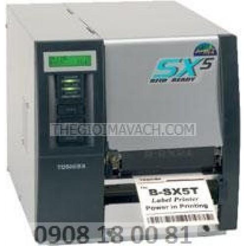Máy in mã vạch Toshiba B-SX5