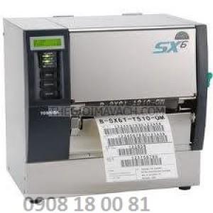 Máy in mã vạch Toshiba B-SX6