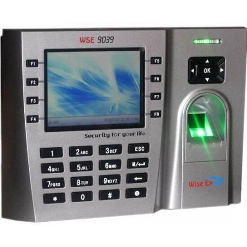 Máy Chấm Công Vân Tay & Thẻ Cảm Ứng Wise Eye WSE 9039