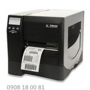Máy in mã vạch Zebra ZM600